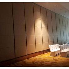 厂家直销房间移动门隔断深圳赛勒尔定做室内活动隔断屏风图片