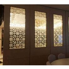 深圳飯店折疊門多功能廳移動屏風折疊門圖片