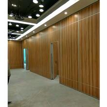供应室内木质屏风隔墙深圳可滑动的隔断屏风厂家定制图片