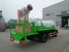 吉林东风10吨洒水车油罐车厂家现货包上牌包送