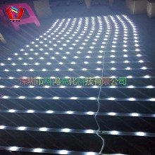 科鸿led灯箱灯条3030漫反射卷帘灯广告灯高亮灯带透镜背光源12V硬灯条