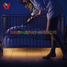 智能人体红外LED感应灯带3528感应灯带5V起夜灯LED灯带图片