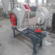 供应鲜竹竹根树干切片机移动式木材削片机柴油动力粉碎切片机图片