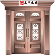 上海铜门进户铜门别墅铜门定制定做