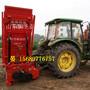 大型秸秆回收机养牛场秸秆回收机玉米秸秆切碎图片