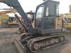 沃尔沃EC60二手挖掘机全国范围内包运手续齐全