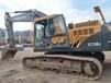 沃尔沃EC210B二手挖掘机,全国范围内包运质保一到两年