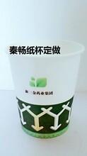 秦畅西安纸杯纸碗广告纸杯手提袋定做榆林纸杯纸袋神木纸杯宝鸡一次性纸杯盒抽纸定做
