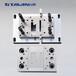 鋰電池切極耳模具沙迪克油割慢走絲加工東莞臺進精密模具軟包電池切極耳模具制造