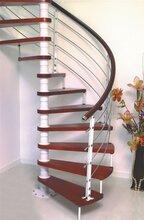 旋转楼梯、直梯、还有双梁立板,阁楼楼梯,实木楼梯制作哦图片