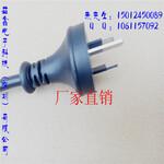 厂家直销大批供应插头电源线环保耐用澳规三插电源线SAA认证图片
