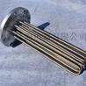 供应铁氟龙加热管防水垢涂层电热管法兰不锈钢电加热管