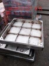 晋城不锈钢井盖市场批发价格图片