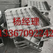 杭州不锈钢隐形井盖厂家图片