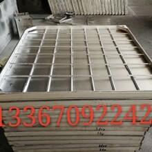 哈密地区不锈钢隐形井盖生产厂家图片