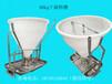 干湿育肥60kg方形不锈钢底盘直径60公分猪用自动喂料器