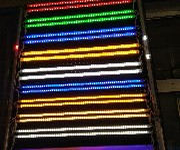 LED护栏管1米220v金彩光电图片