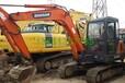 二手斗山55挖掘机价格优惠,免费运输全国包送