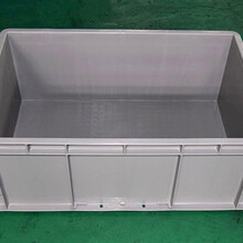苏州滏瑞优质耐用加厚EU4622周转箱外600-400-230