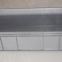 苏州滏瑞优质加厚大容量EU4922周转箱外900-400-230EU箱批发