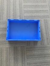 厂家热销结实耐用蓝色HP-5A周转箱,外550-365-110HP周转箱批发