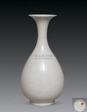 青花瓷花瓶,玉壶春瓶,陶瓷花瓶鉴定拍卖