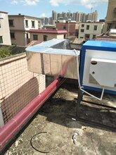 珠海安裝廚房風機維修廚房抽油煙風機餐廳排風機送風機維修上門服務圖片