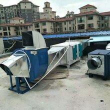深圳市鼓风机设备新风系统安装鼓风机设备维修图片