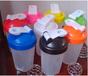 600ML摇摇杯(带球)塑料杯子日用品透明体