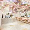 河南海鲜馆装修公司,郑州海鲜主题餐厅装修设计公司案例
