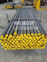 预应力供应M25精轧螺纹钢边坡防护锚杆图片