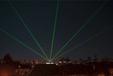 KVANT2017新款低发散角大功率地标激光灯