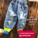 山東濟南20元以下中高檔兒童上衣套裝牛仔褲哪里有性價比高的便宜童套裝T恤裙子批發