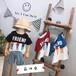 杭州韓國童裝批發市場廠家直銷服裝批發貨源供應商電話網紅同款新品潮童女童套裝批發