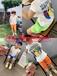 貴州畢節中高檔適合實體店面的童裝批發廠家直銷貨到付款的潮款熱賣爆款童裝套裝批發