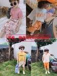 浙江湖州质量好又时尚的童装批发厂家直销量大包邮30元以内韩版中小童套装连衣裙批发