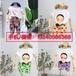 四川广元支持上门看货验货韩版质量好的童装批发纯棉不起球不变型的便宜童装套装货源