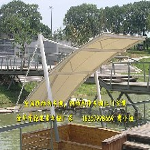温州膜结构停车棚厂家、慈溪汽车遮阳棚供应商、富阳白色膜布汽车棚
