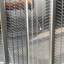 轻钢别墅用网,有筋扩张网,建筑网模,免拆喷灌浆金属网图片