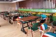 供应大排档餐桌餐椅批发烧烤夜市摊桌椅批量定制价格合理