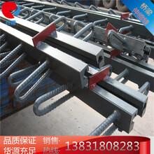 C型伸缩缝异型钢材加工订做桥梁公路专用伸缩缝装置