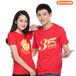 武汉文化衫定制厂家为什么说印花方式差别大