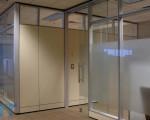 铜川印台区测量钢化玻璃、玻璃门、玻璃隔断定制安装