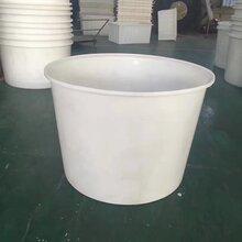 700L塑料圆桶鸭蛋桶泡菜桶腌制桶发酵桶印染桶图片