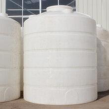 常州10吨塑料储罐PE水塔水箱厂家直销图片