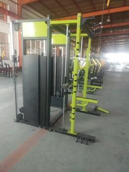 多功能训练器多功能综合训练架多功能综合训练课山东健身器材