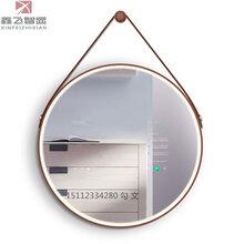 鑫飞人工智能家具智能魔镜15.6寸液晶显示器触摸一体机多媒体镜面图片