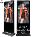 55寸廣告機立式網絡液晶顯示器高清觸摸查詢一體機