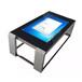 43寸觸摸茶幾智能餐桌互動查詢一體機電子觸摸顯示屏游戲展臺