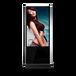 55寸落地觸摸顯示屏觸控安卓網絡播放器觸摸查詢一體機立式廣告機